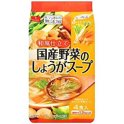 Asuzac Foods 蔬菜薑絲湯塊(17.2g)