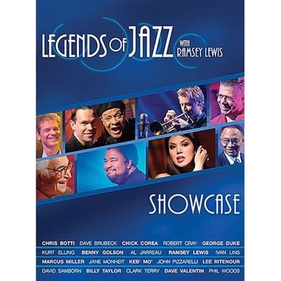 SHOWCASE 爵士樂傳說 雷西路易斯 DVD