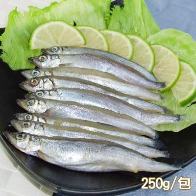 新鮮市集 加拿大海域爆卵柳葉魚(250g/包)