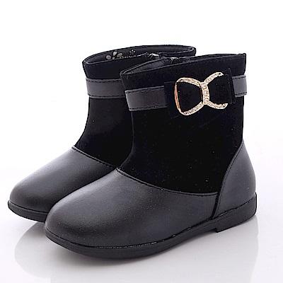 PV日系私藏 鑽飾短靴款 5527 黑 (寶寶段)T1#13/14