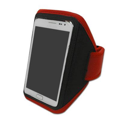 Samsung Galaxy Note N7000 i9220 專用簡約風運動臂...