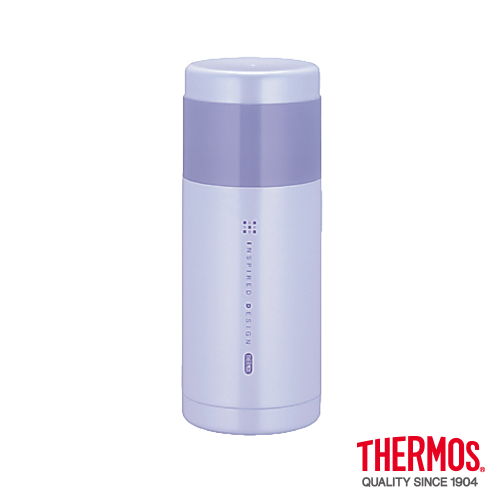 THERMOS 膳魔師不銹鋼輕量型0.2kg真空保溫瓶0.34L