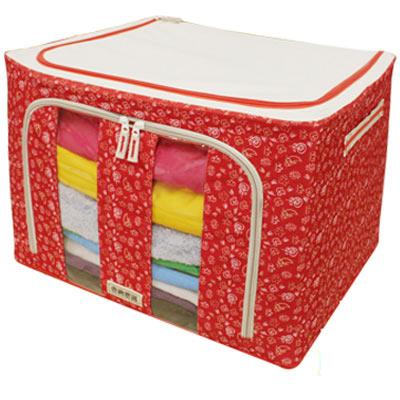 《購得樂》雙開式百納箱66L(收納箱 / 整理箱 / 置物箱)