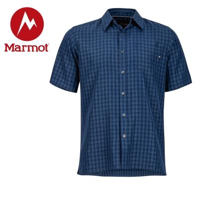 【美國Marmot】Eldridge 功能性短袖襯衫