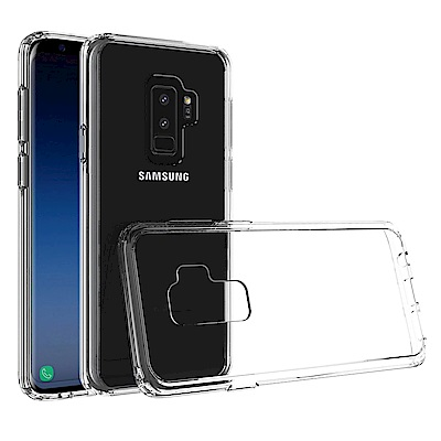 QinD SAMSUNG Galaxy S9+ 雙料保護套