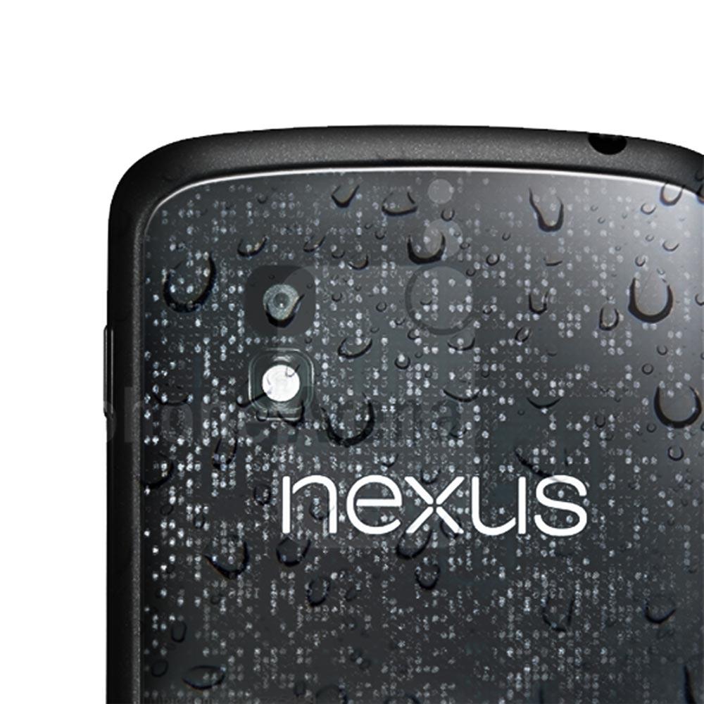 iMos nexus 4 超抗潑水疏保護貼(背面)