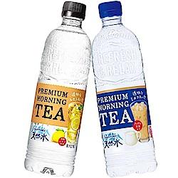 suntory 透明奶茶/檸檬紅茶