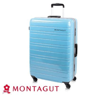 MONTAGUT夢特嬌 30吋 超輕量鋁鎂框鏡面 行李箱 - PC系列
