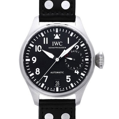 IWC 萬國錶 大型飛行員腕錶(IW500912) x46mm