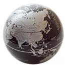 賽先生科學 自轉地球儀-銀黑
