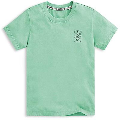 101原創 直播ShowLive短袖T恤上衣-青瓷綠