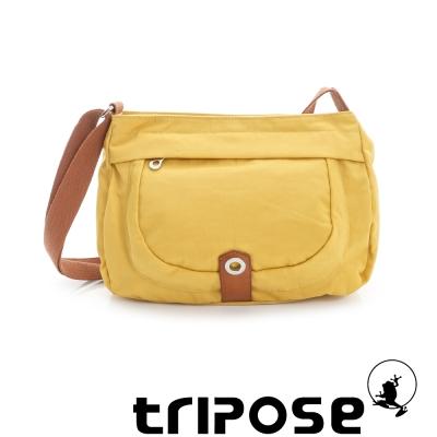 tripose 微旅系列淑女側肩包 黃