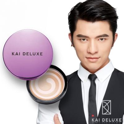 KAI DELUXE 玫瑰光潤爆水粉餅1+1組(12g+補充蕊12g)