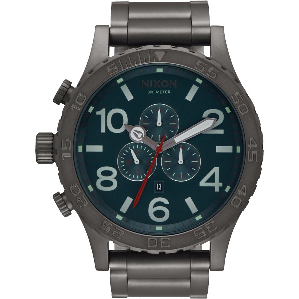 NIXON 51-30 CHRONO潛龍諜影運動腕錶-A0832340 51mm