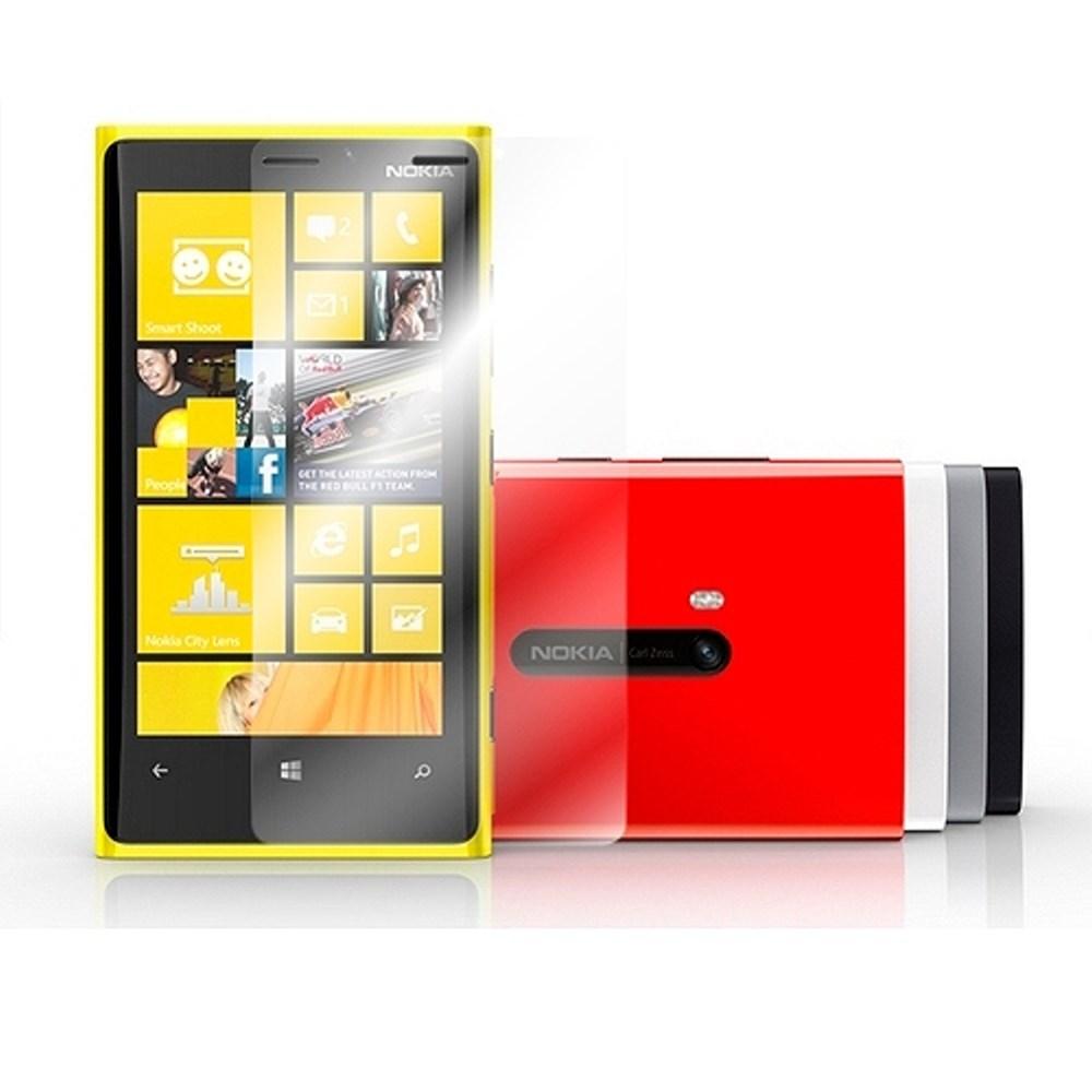 D&A Nokia lumia 920專用日本AAA頂級HC螢幕保護貼(鏡面抗刮)