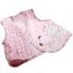 魔法Baby專櫃款嬰幼兒絲絨背心外套 k42306