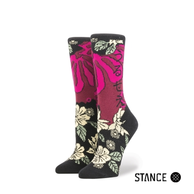 STANCE LOTUS RIHANNA-女襪-蕾哈娜