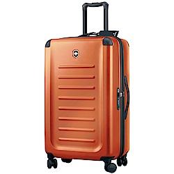 VICTORINOX 瑞士維氏Spectra 2.0輕量級霧面29吋硬殼行李箱-火焰金
