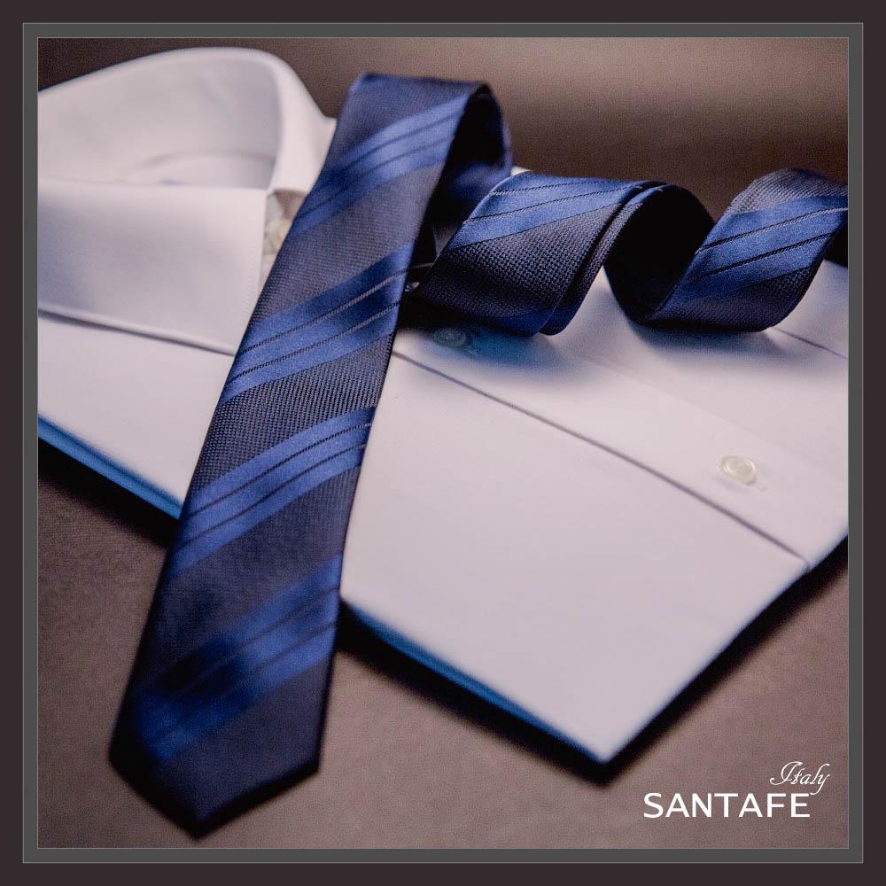 SANTAFE 韓國進口窄版6公分流行領帶 (KT-188-1601002)