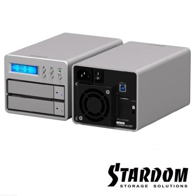 STARDOM-3-5吋USB3-0-eSATA