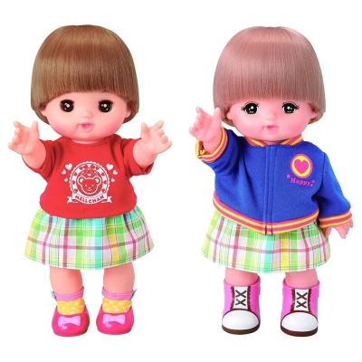 PILOT-小美樂娃娃配件-二件夾克組