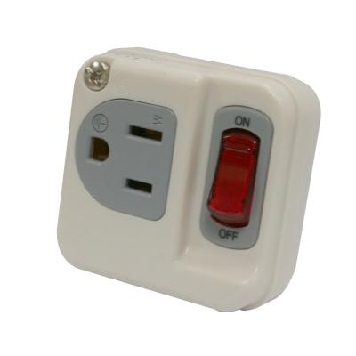 KINYO高負載分接式插座MR11