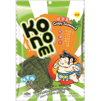 KoNoMi 相撲手脆紫菜-原味-36g