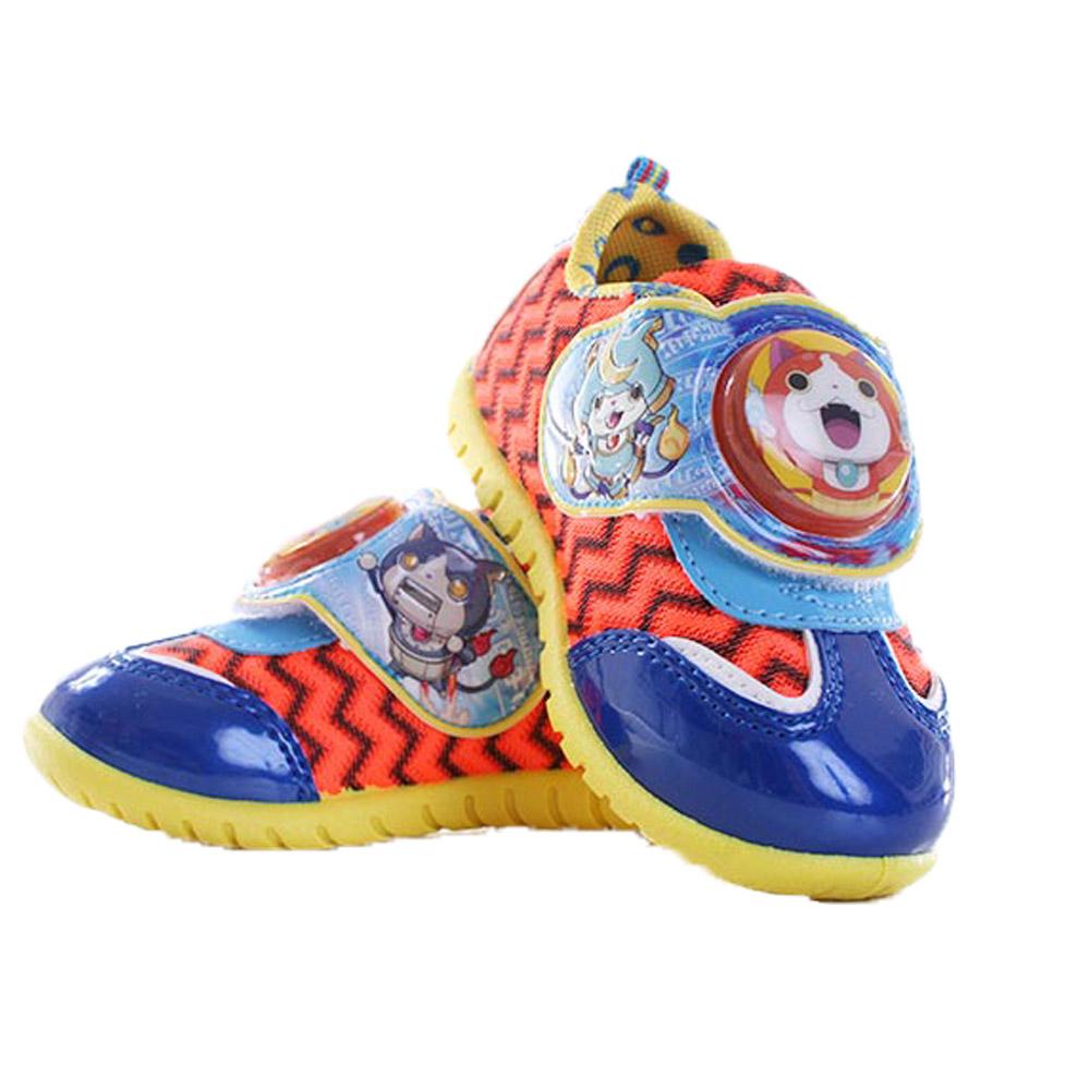 妖怪手錶閃燈童鞋 sh9743