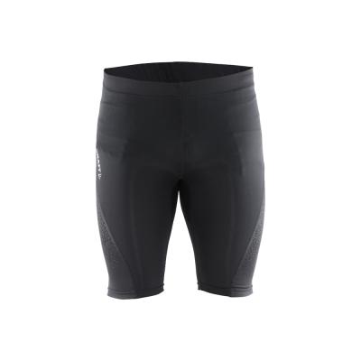 CRAFT DELTA男款運動壓縮短褲 黑色