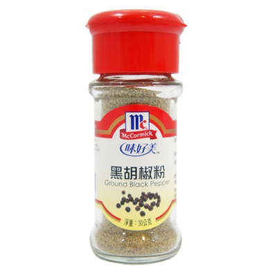 味好美 黑胡椒粉(30g)