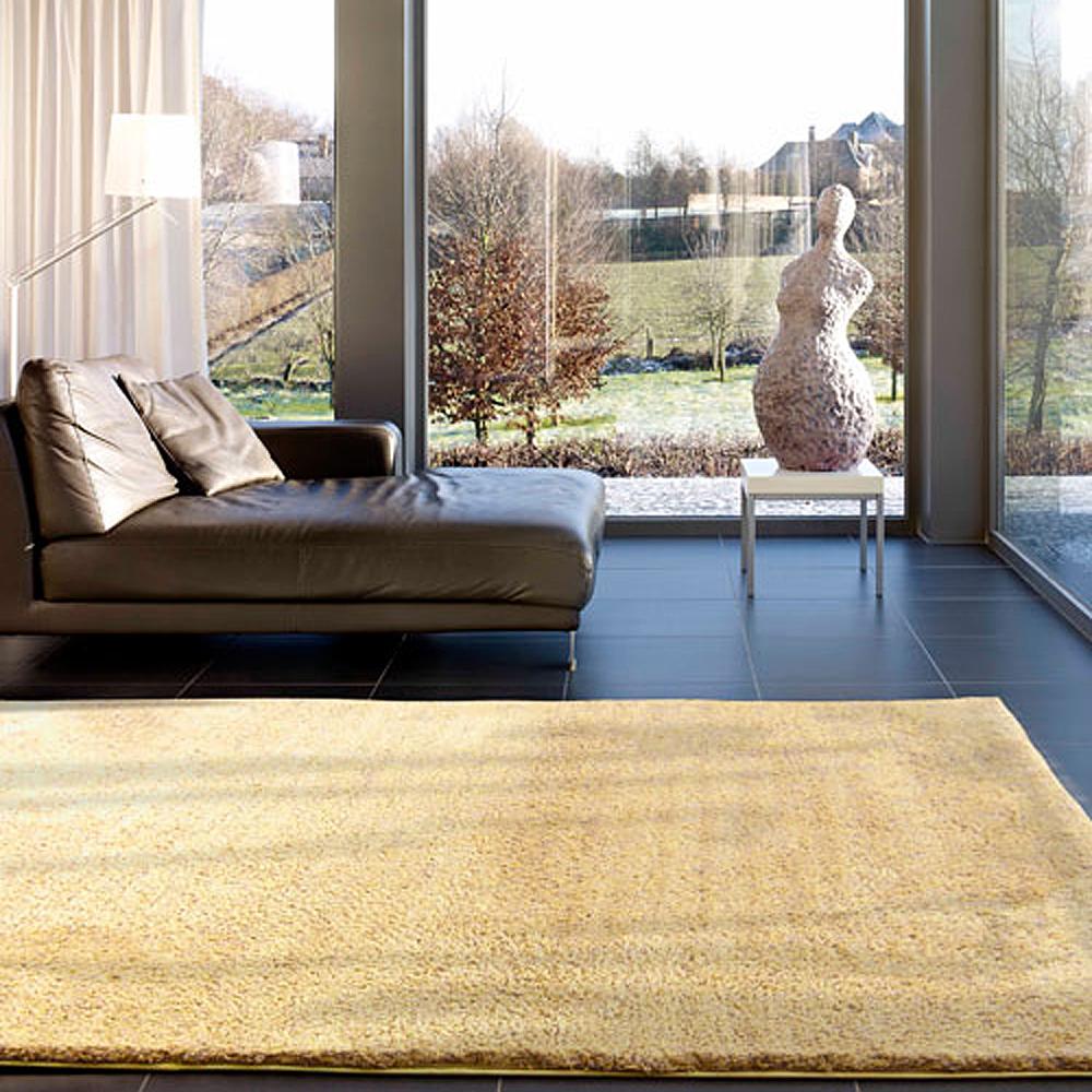 范登伯格 - 絲絨 仿羊毛地毯 - (四色可選 - 140 x 200cm)