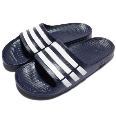 adidas 拖鞋 Duramo Slide 休閒 男鞋
