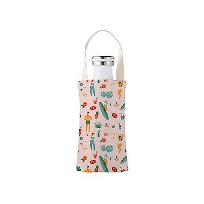 人人商行 -07蓋茲比的粉色沙灘-水壺袋