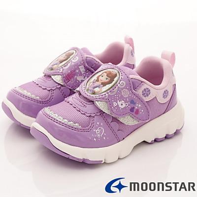 日本Carrot機能童鞋-蘇菲亞聯名款12049紫(中小童段)T