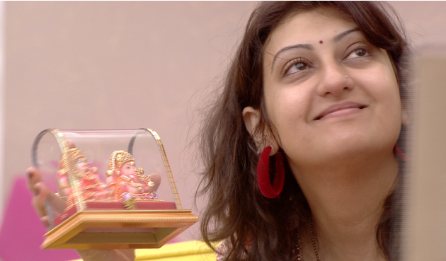 BB housemates touched by Diwali…