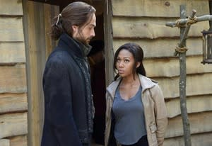 Nicole Beharie, Tom Mison | Photo Credits: Brownie Harris/Fox