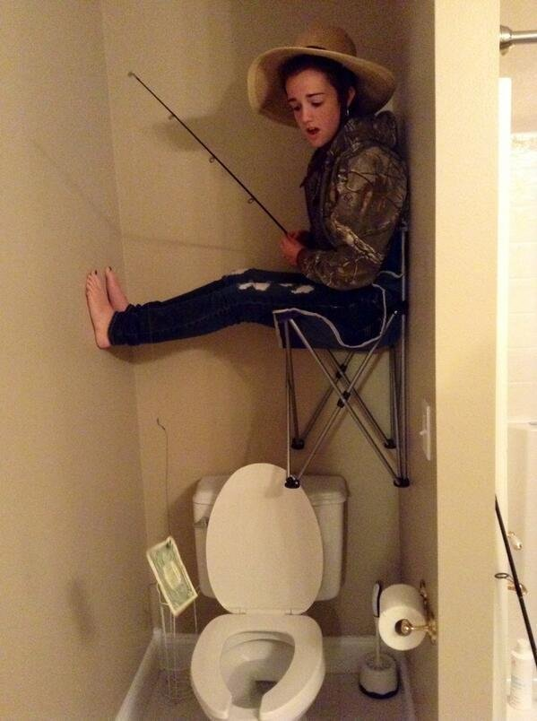 The 12 Most Extreme Selfies From The 2014 Selfie Olympics