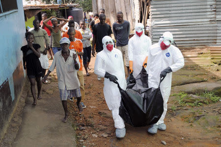 U.N. to deploy Ebola mission as death toll reaches 2,630