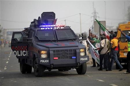 police arrest robbers imo state