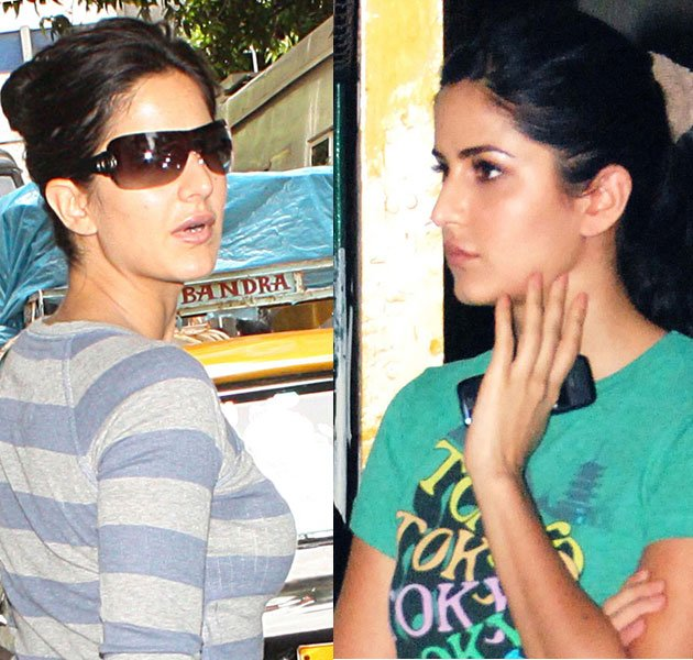 Celebs With And Without Makeup Katrina Kaif S Porcelain Looks Don T