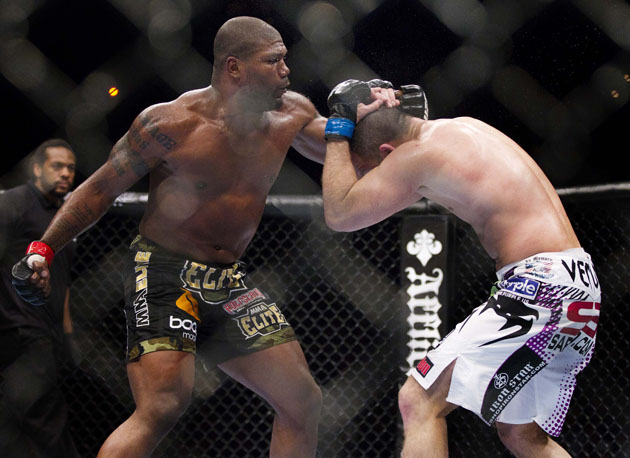 Time has come for UFC and Rampage Jackson to part ways